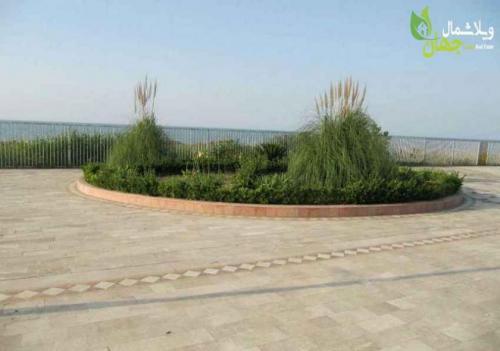 زمین ساحلی خط دریا سرخرود  - تهران