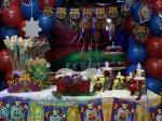 سالن جشن شهربازی سرزمین شادی