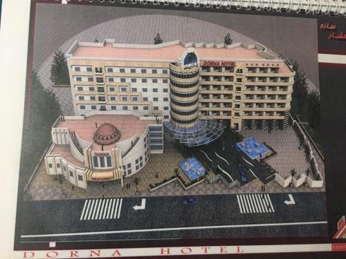 فروش هتل درنا  - تهران