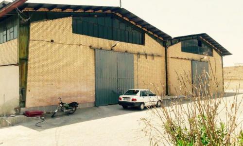 فروش کارخانه در شهرک صنعتی عباس اباد  - تهران