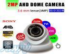 فروش ویژه دوربین های AHD سنسور سونی و Full HD