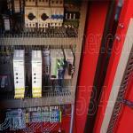ساخت انواع تابلوهای برق سیستم های آبرسانی و آتشنشانی