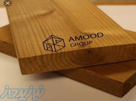 چوب نما و رنگ مخصوص چوب