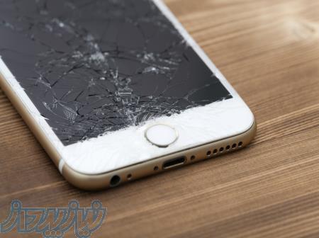 تعویض گلس گوشی بصورت تخصصی