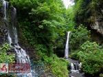 تور آبشار زمرد حویق تعطیلات آذر 97