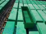 قالب سقفی سبز