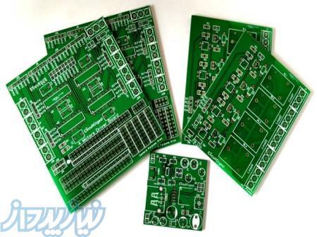 تولید و مونتاژ انواع برد مدار چاپی PCB