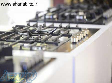 مرکز فروش انواع اجاق گازهای صفحه ای توکار – بازرگانی شریعتی
