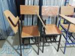 صندلی دانشجویی و نیمکت مدرسه