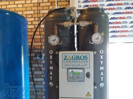 اکسیژن ساز بیمارستانی - فروش مولد اکسیژن بیمارستانی - قیمت دستگاه اکسیژن ساز