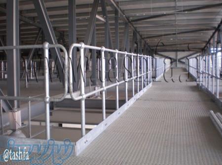تولید و فروش انواع هندریل صنعتی