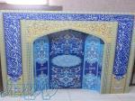 محراب  نماز خانه