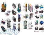 طراحی حرفه ای و ساخت ماشین آلات صنعتی