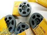 تبدیل و کپی فیلم های آپارات 8، 16 و 35 میلیمتری و نوار ریلی