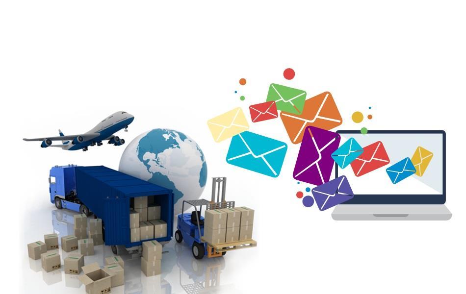 مزایای پیامک انبوه آنلاین برای صنعت حمل و نقل