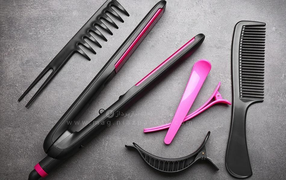 فهرست ده تایی بهترین برس های صاف کننده مو در سال 2017
