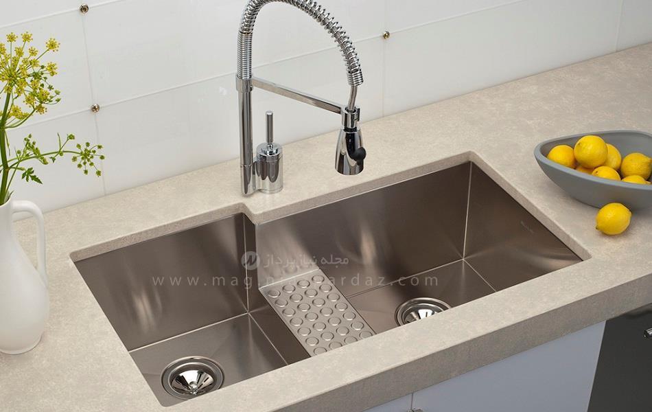 بهترین سینک های ظرفشویی 1397