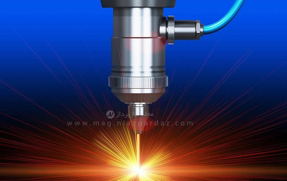 دستگاه برش لیزری چگونه کار میکند؟