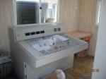 کابین کنترل همراه با تابلو برق های مربوطه