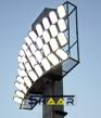 برج نور22متری باسبد متحرک-مخصوص استادیوم-سه سال گارنتی