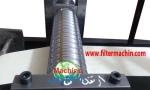 دستگاه چينكن  اتوماتيك فيلتر هواي خودرو