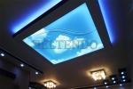 سقف کاذب کششی - باریسول - سقف کششی - اسمان مجازی - نورپردازی - سقف کاذب
